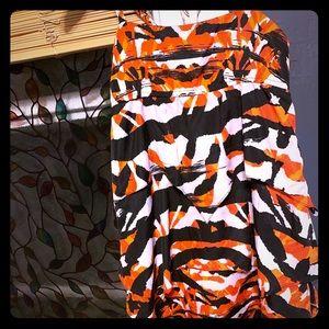 DKNY LIL' LADIES FLOWY SUN DRESS SUZE 6